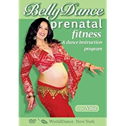 Prenatal Bellydance Workout