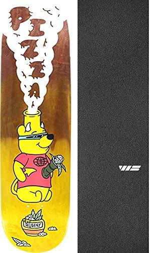 0c98f774cde896 Pizza Skateboards Pooh Bong Skateboard Deck - 8.25