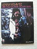 Lenny Kravitz - Are You Gonna Go My Way, , 0895247763