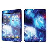 Apple iPad Mini Decal Vinyl Skin Blue Space By SkinGuardz