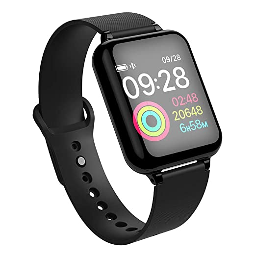 Haludock Smart Watch Health Checkup IP67 Waterproof Color ...
