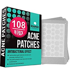 ICONIC Acne Pimple Healing Patch - Absor...
