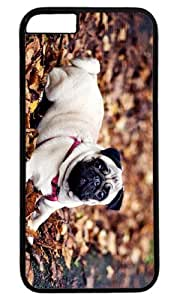 Cut Dog Animal Case for iPhone 6 PC Black by Cases & Mousepads