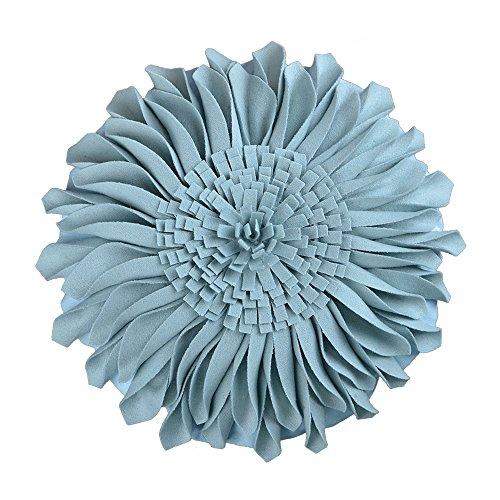 blue accent pillows - 4