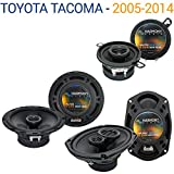 Toyota Tacoma 2005-2014 Factory Speaker Replacement Harmony Upgrade Package New
