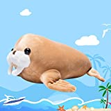 Large Walrus Stuffed Animal Giant Hugging Soft