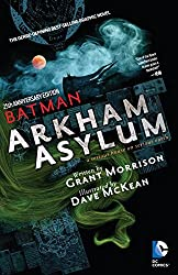 Batman Arkham Asylum 25th Anniversary TP
