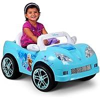 Disney Frozen Convertible 6-Volt Battery-Powered Ride-On Car