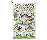 EMMA BRIDGEWATER NEW TEA TOWEL Garden Birds