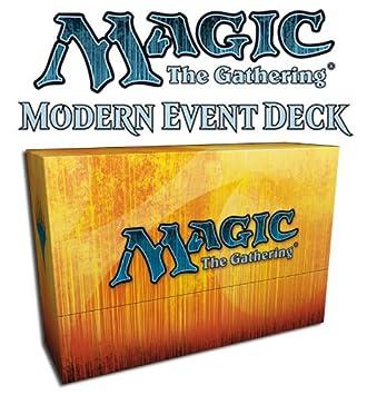 Modern Event Deck - Magic: The Gathering - MTG: Amazon.es ...
