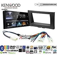 Volunteer Audio Kenwood DDX9904S Double Din Radio Install Kit with Apple CarPlay Android Auto Bluetooth Fits 2014-2017 Non Amplified Toyota Tundra