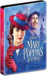 O Retorno de Mary Poppins - Steelbook [Blu-Ray]