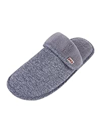 Urban CoCo Men/Women Fuzzy Indoor Winter Warm Slippers