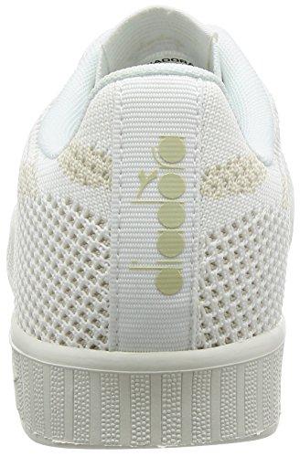 Sneaker Diadora a Collo Weave Uomo Game Bianco Basso fqEqz7P6w