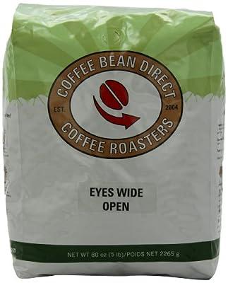 Coffee Bean Direct Blend, Whole Bean Coffee, 5 Pound