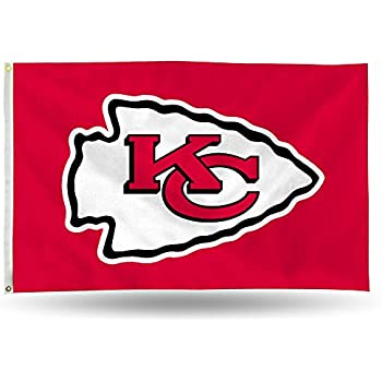NFL Kansas City Chiefs 3-Foot by...