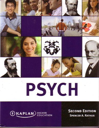 KAPLAN PSYCH SECOND EDITION