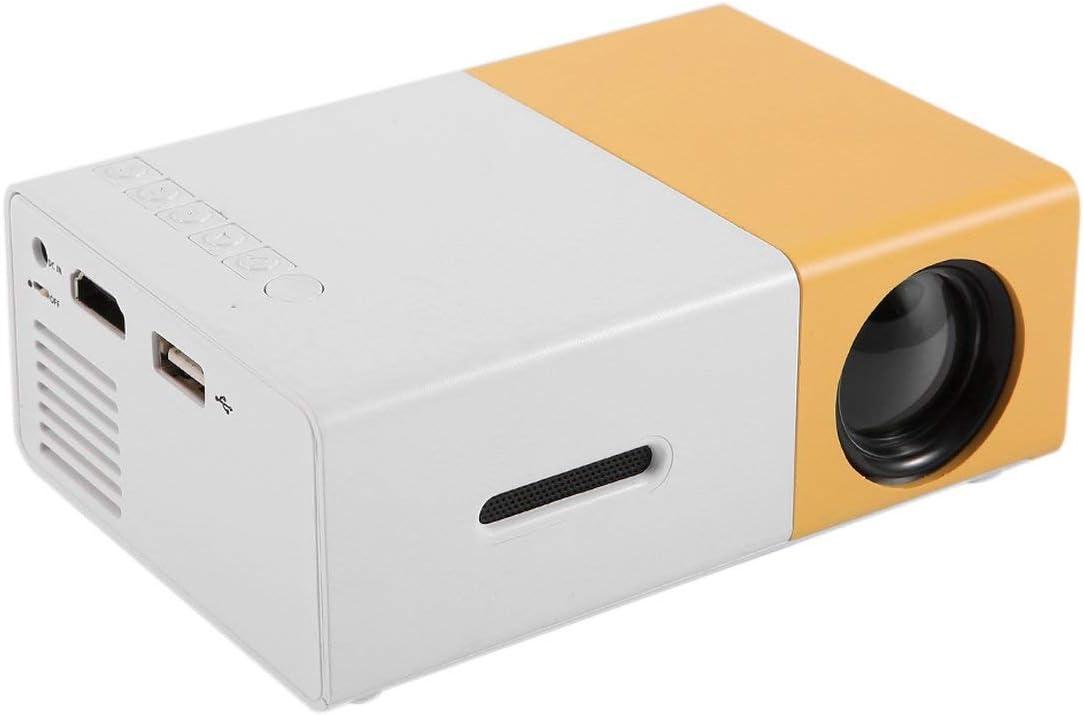 Funnyrunstore YG300 Proyector Profesional Mini HD1080P Cine en ...