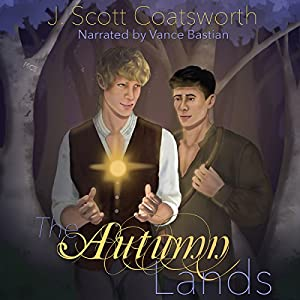 The Autumn Lands Audiobook