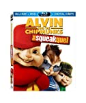 Cover Image for 'Alvin and the Chipmunks: The Squeakquel'