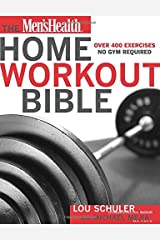 The Men's Health Home Workout Bible Paperback