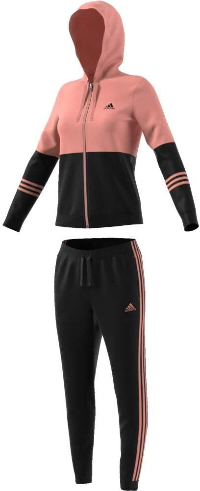 adidas Damen Trainingsanzug, WTS Co Energize, Pink (Rostra ...