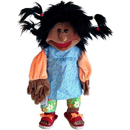 Maggy Girl Puppet by Living Puppets
