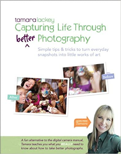 Tamara Lackey best photography books