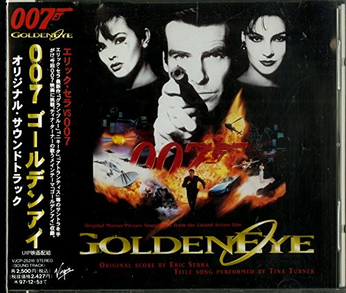007-Golden Eye