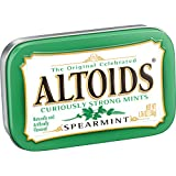 Altoids Spearmint Mints Single Pack, 1.76 ounce