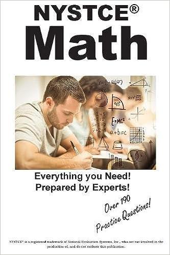 Amazon. Com: nystce mathematics skill practice: practice test.