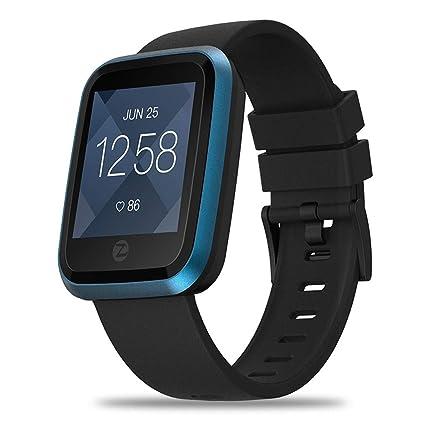 Cebbay Reloj Inteligente Pulsera de Actividad Hombre Mujer Impermeable IP67 Color Monitor de Frecuencia Cardiáco para iOS y Android: Amazon.es: Electrónica