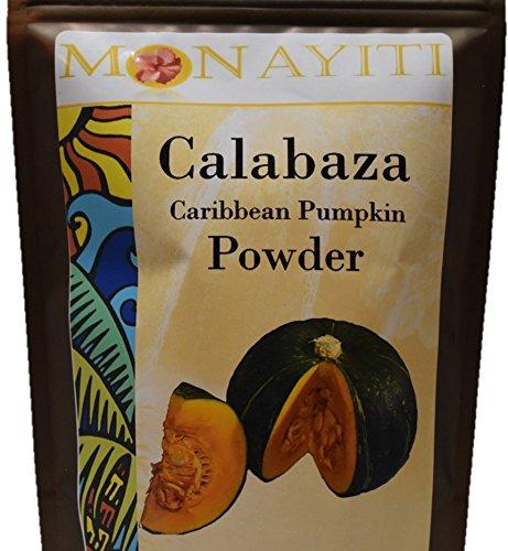 Caribbean pumpkin powder - West Indian pumpkin powder - Calabaza- Joumou en poud (8oz)