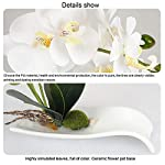 YOBANSA-Orchid-Bonsai-Artificial-Flowers-with-Imitation-Porcelain-Flower-Pots-Phalaenopsis-Fake-Flowers-Arrangements-for-Home-Decoration-White