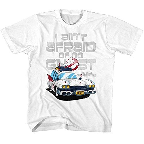 Boys Ecto I Ain't Afraid of No Ghost T-shirt