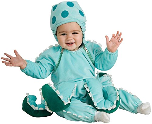 Octopus Infant / Toddler Costume by Official Costumes