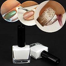 Susenstone Nail Art Peel Off Base Coat Liquid Cream Tape Polish Palisade Manicure Pedicure