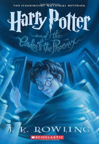 Harry Potter and the Order of the Phoenix - Book #5 of the Harry Potter