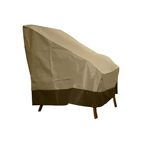 Patio Armor Highback Chair Cover, 33u0026quot; L X 28u0026quot; W X 33u0026quot;