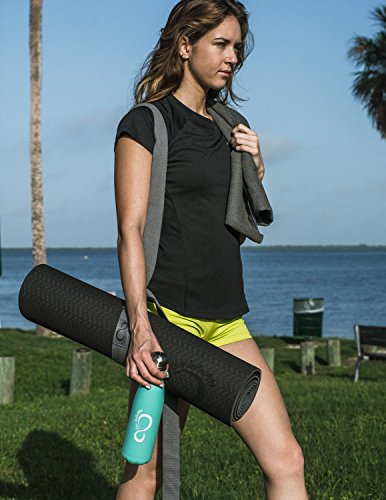 Complete-6-Piece-Yoga-Set-by-Live-Infinitely-6mm-Dual-Layer-Non-Slip-TPE-Yoga-Mat-2-EVA-Foam-Blocks-9-Cotton-Strap-Mat-Sized-Exercise-Towel-Carrying-Case-Perfect-Kit-For-Any-Yogi-Beginners