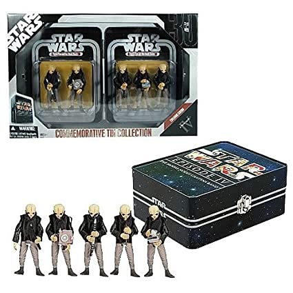 Amazon Com Star Wars Cantina Band Action Figure Set Toys Games