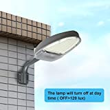 eoere 24W LED Street Area Lighting 2500lm 144