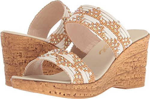 Onex Women's Mahalo Natural/White 8 M US by Onex