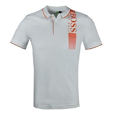 3017ba429 Amazon.com  Hugo Boss Men s Pl-tech Slim Fit Stretch Golf Polo  Clothing