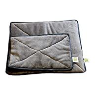 Pet Magasin Thermal Self-Heated Bed for Cat, Pack of 2, Small