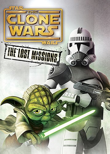 Star Wars – The Clone Wars: The Lost Missions [Latino]