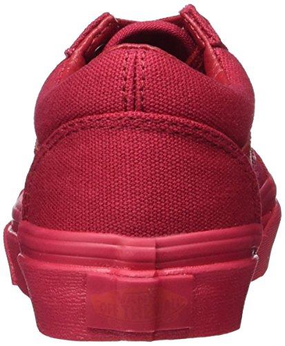 Rouge Atwood Vans Baskets Basses Crimson Mixte Enfant q6qzxa4Xw