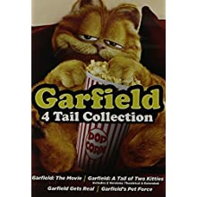 Garfield 4 Tail Collection (2014)