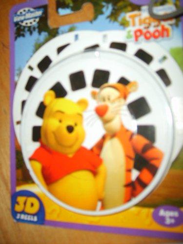 UPC 027084530773, Tigger & Pooh ViewMaster 3D Reels