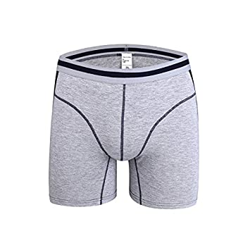 Hombre Bóxer Set Ropa Interior Calzoncillo 1-Pack,Movimiento,Transpirable,La,